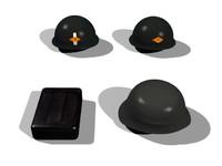 ww2 soldier helmet max