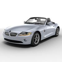 3d generic car model
