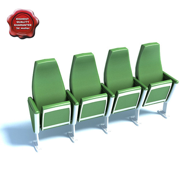 Conference Room Seats Free D Models