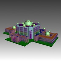 3d emirates palace