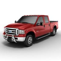 3ds max generic truck