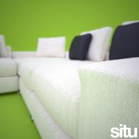 3ds modular italian sofa