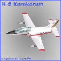 maya training jet k-8 karakorum