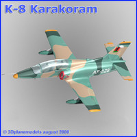 Hongdu K-8 Karakorum Zambia Air Force