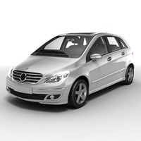 max mercedes-benz b series