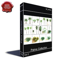 Palms Collection Vol2