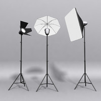 Studio light collection