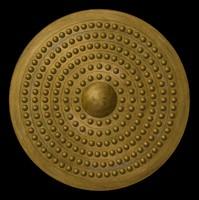 3d model shield