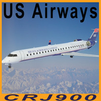 CRJ900 US Airways