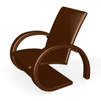 modern chair lwo