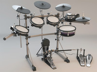 Roland TD6-KX Electronic Drum Kit