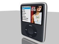 3ds max sony ipod nano