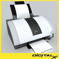 printer ink jet