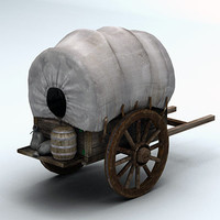 (s)Wooden Wagon