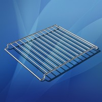 3d wire baking rack model
