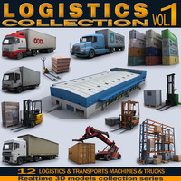 maya realtime logistics vol 1