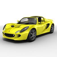3d generic car