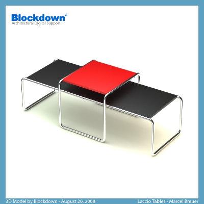 MB Laccio Tables