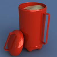 3ds max sand bucket