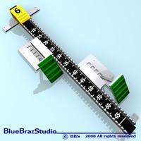 3d block start