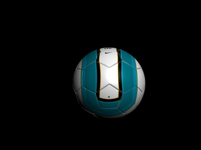 3ds max nike ball - nike football.zip... by angadsingh