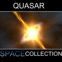 3d model quasar radio fix