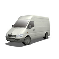 Mercedez Sprinter (fixted)