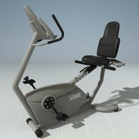 PRECOR C842R Seated Bike