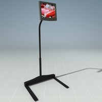 PRECOR Personal Viewing Screen