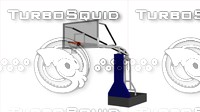 3d basketball net