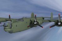 B-24 Liberator High Def