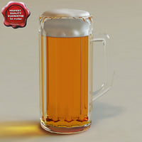 Beer glass V2