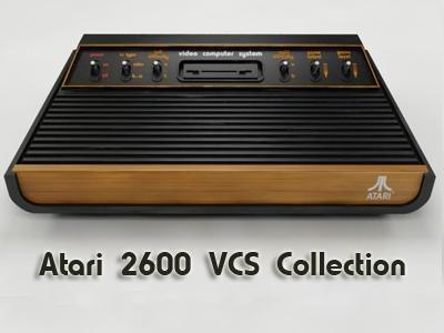 Atari 2600 VCS Collection