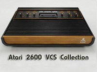 Atari 2600 VCS Collection