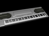 keyboard casio 3d max