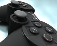 3 controller 3d model