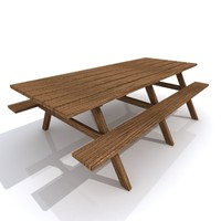 Picnic Table for garden or park