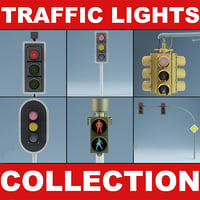 Traffic lights collection