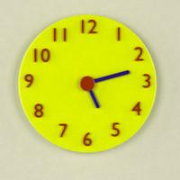 3ds clock