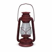 lantern lamp 3d 3ds