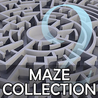 Set of Circular Mazes