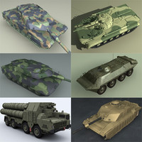 military vehicles collection 1
