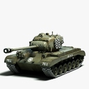 M26 Pershing 3D models