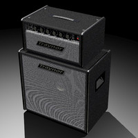 3d traynor-yba amps speaker model
