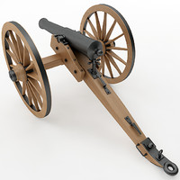 Napoleon Model 1841 6 pounder Field Gun