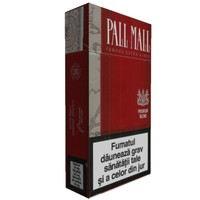 Pall Mall extra kings red