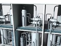 3ds max industrial unit 2