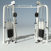 training machine precor ftshs max