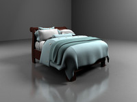 realistic bed max