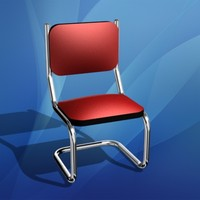 3dsmax chair home office